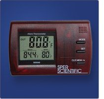 Digital Temperature Display DS475