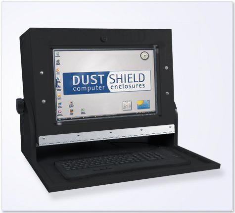 Computer & PC Enclosures & Industrial Cabinets - DustShield™