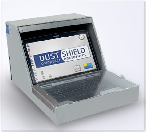 Laptop Enclosure Ds170 Dustshield