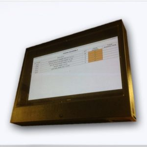 LCD TV Display - DS802 Series