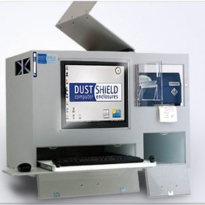 Monitor, Keyboard, & Label Printer - DS825-316