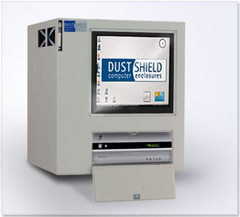 Monitor & Desktop CPU - DS801