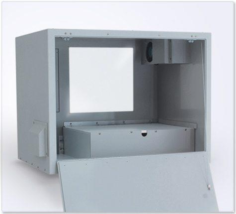 Monitor, Tower CPU, & Keyboard