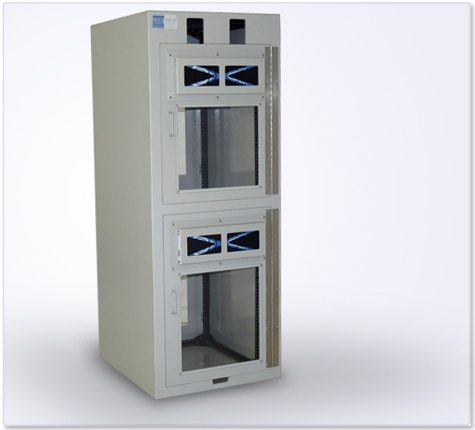 Telephony & Rack Enclosure - DS700 Series