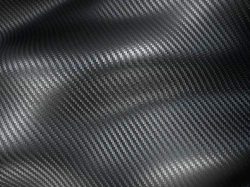 3D image of classic carbon fiber texture.