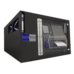 DustShield Barcode Label Printer