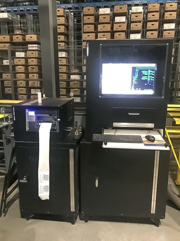 Computer and printer enclosres